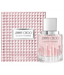Tester-Jimmy Choo Illicit Flower For Women Edt 100ml