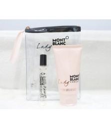 Travel-Size Montblanc Legend For Women Edp 7.5ml + Body lotion 50ml
