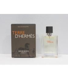 Travel-Size Hermes Terre D'Hermes For Men Edt 12.5ml