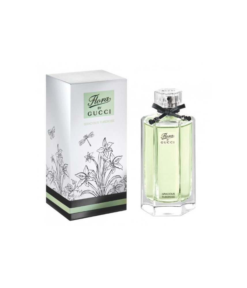 Tester-Gucci By Flora Gracious Tuberose For Women Edt 100ml