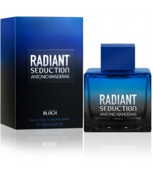 Antonio Banderas Radiant Black For Men Edt 100ml