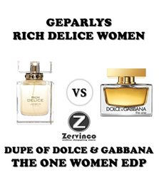 Geparlys Rich Delices For Women Edp 85ml