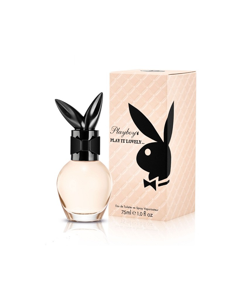 Playboy Play It Lovely For Women Edt 75ml