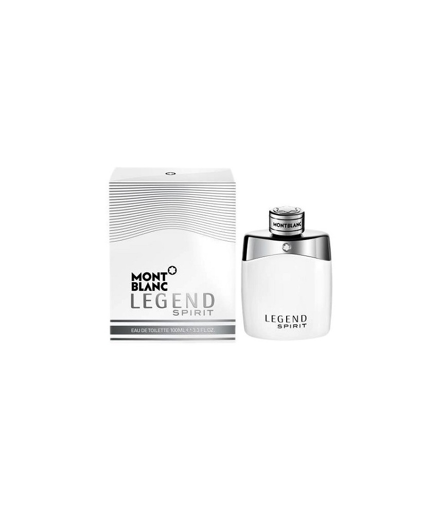 Tester-Montblanc Legend Spirit For Men Edt 100ml [Ada Tutup]