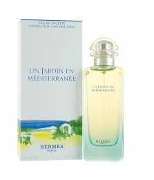 Tester-Hermes Un Jardin Mediterranee For Women Edt 100ml [Ada Tutup]