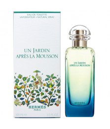 Tester-Hermes Un Jardin Apres La Mousson For Women Edt 100ml