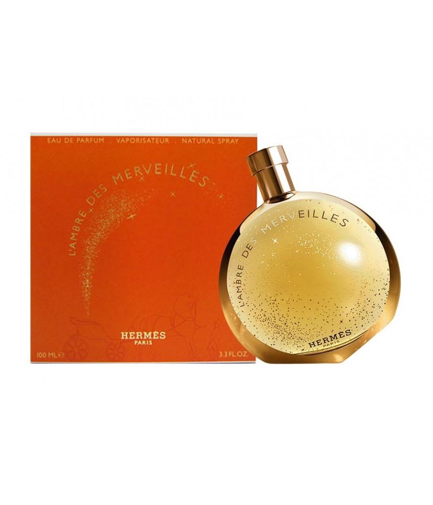 Tester-Hermes L'amber Des Merveiless For Women Edp 100ml