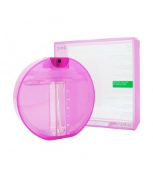 Benetton Paradise Pink For Women Edt 100ml (New Packing)