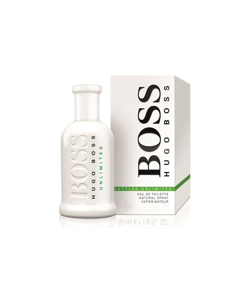 Tester-Hugo Boss Bottled Unlimited For Men Edt 100ml