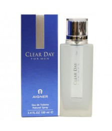 Aigner Clear Day For Men Edt 100ml