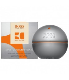 Tester-Hugo Boss In Motion Orange For Men Edt 90ml [Ada Tutup]