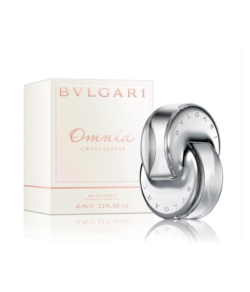 Tester-Bvlgari Omnia Crystaline For Women Edt 65ml