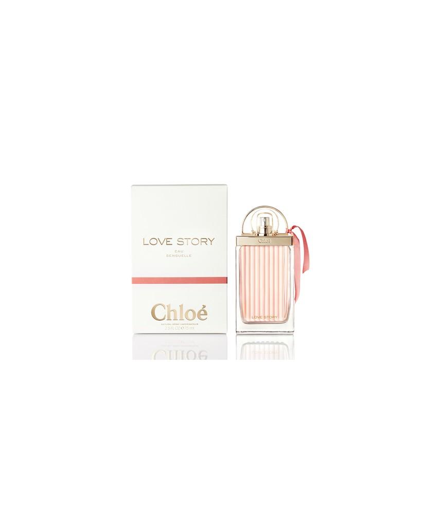 Chloe Love Story Sensuelle For Women Edp 75ml