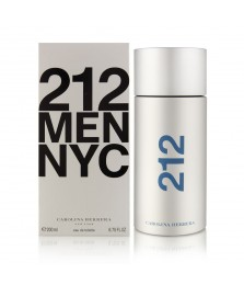 Carolina Herrera 212 For Men Edt 200ml - [BIG SIZE]