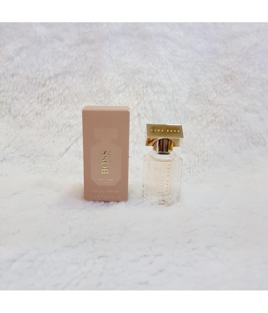 Miniature-Hugo Boss The Scent For Women Edp 5ml