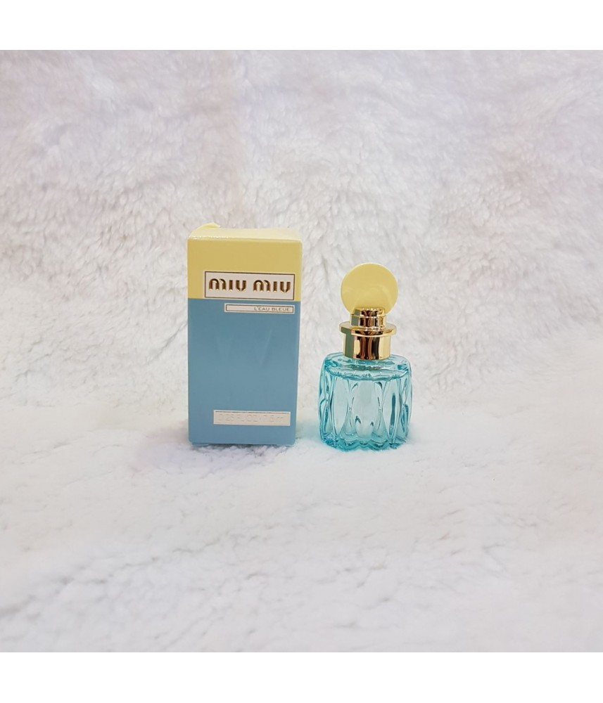 Miniature-Miu Miu L'eau Bleue For Women Edp 7.5ml