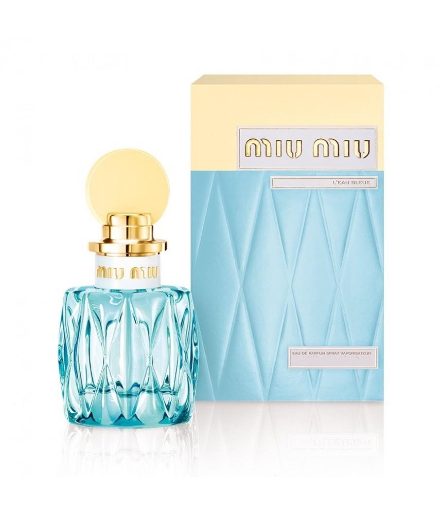 Tester-Miu Miu L'eau Bleue For Women Edp 100ml - [Pakai Tutup]