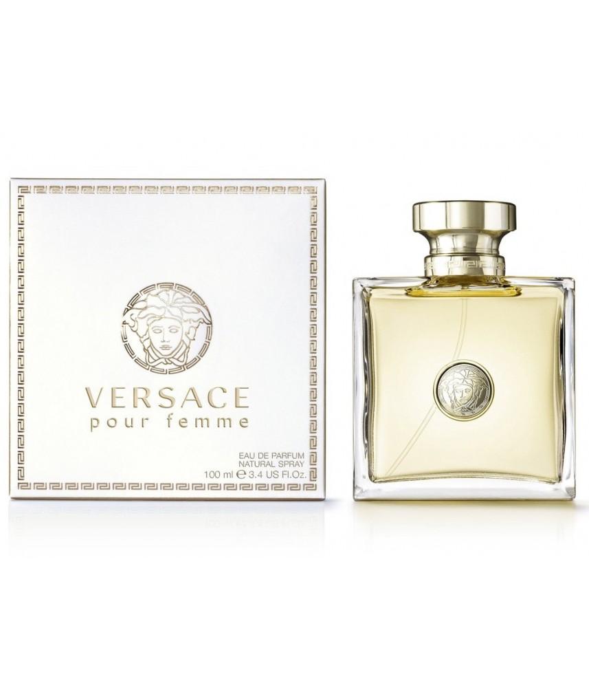 Tester-Versace Pour Femme For Women Edp 100ml