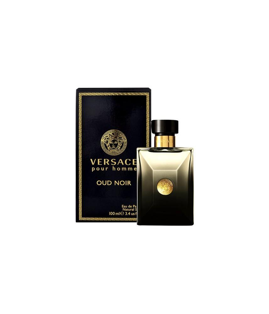 Tester-Versace Oud Noir For Men Edp 100ml