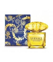 Tester-Versace Yellow Diamond Intense For Women Edp 90ml [Ada Tutup]