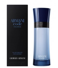 Tester-Giorgio Armani Code Colonia For Men Edt 75ml