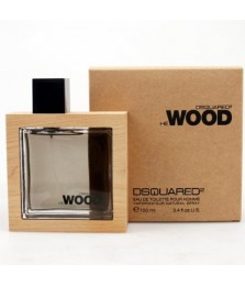 Dsquared He Wood For Men Edt 100ml