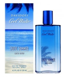Davidoff Cool Water Exotic Summer For Men Edt 125ml