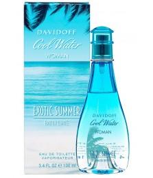 Davidoff Cool Water Exotic Summer For Women Edt 100ml