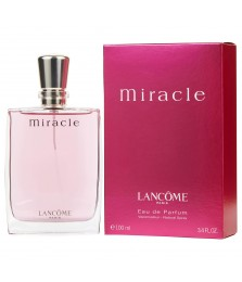 Tester-Lancome Miracle For Women Edp 100ml - [Ada Tutup]
