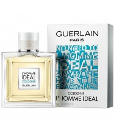 Guerlain L'Homme Ideal Cologne For Men Edt 100ml