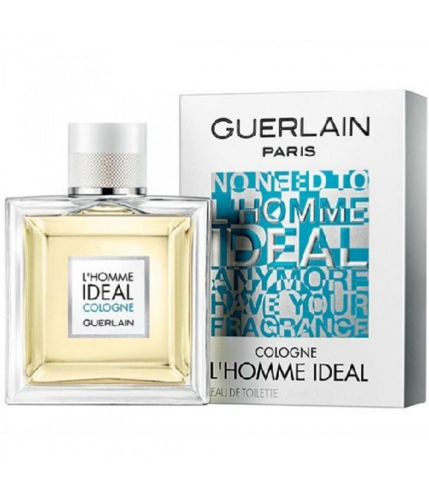 Guerlain L'Homme Ideal Cologne For Men Edt 100ml