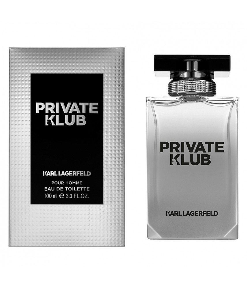 Karl Lagerfeld Private Club For Men Edt 100ml
