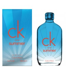 Tester-Calvin Klein One Summer 2017 For Unisex Edt 100ml