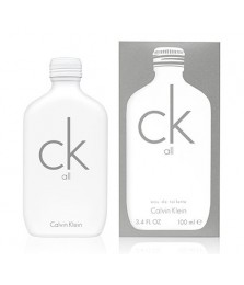 Tester-Calvin Klein All For Unisex Edt 100ml