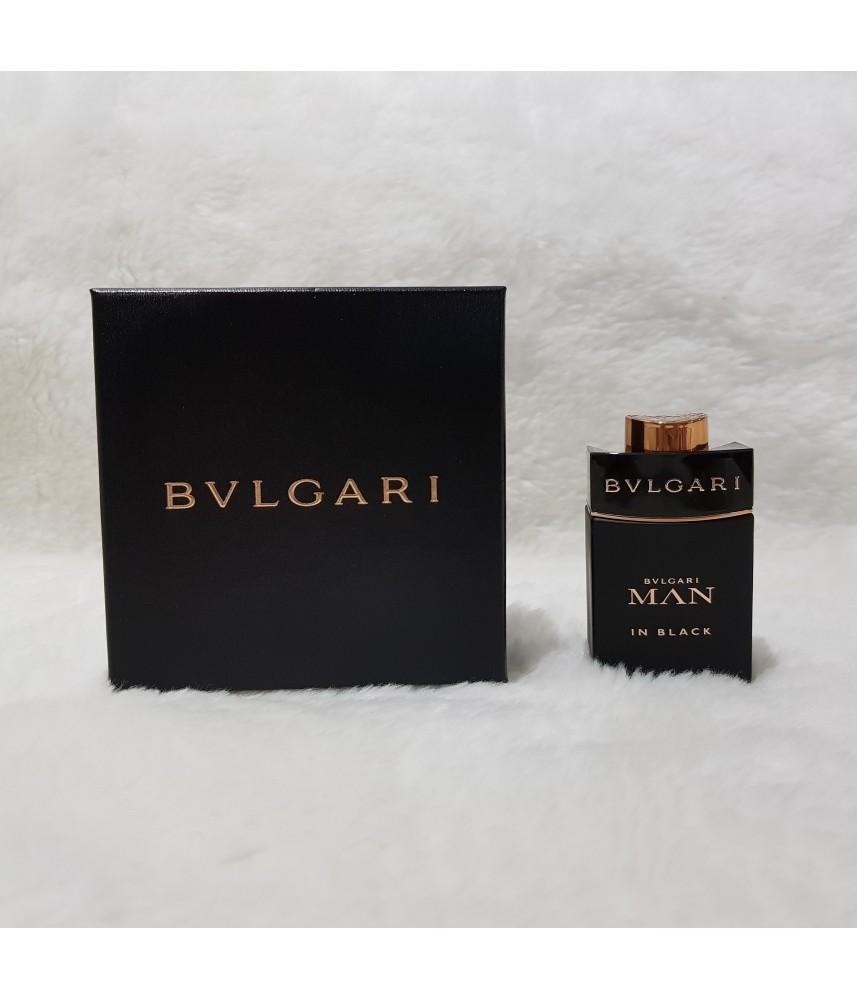 Travel Size Bvlgari Man In Black For Men Edp 15ml Source · Julien Sorel Sentiment for