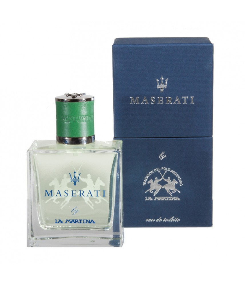 Maserati La Martina For Men Edt 100ml