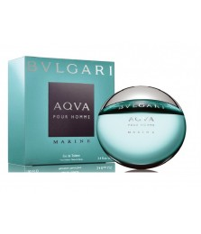 Bvlgari Aqva Marine For Men Edt 100ml