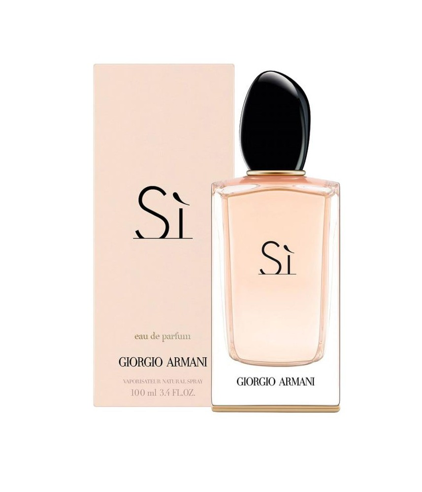 Giorgio Armani Si For Women Edp 100ml