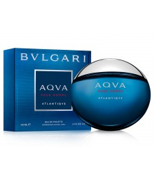 Tester-Bvlgari Aqva Atlantiqve For Men Edt 100ml