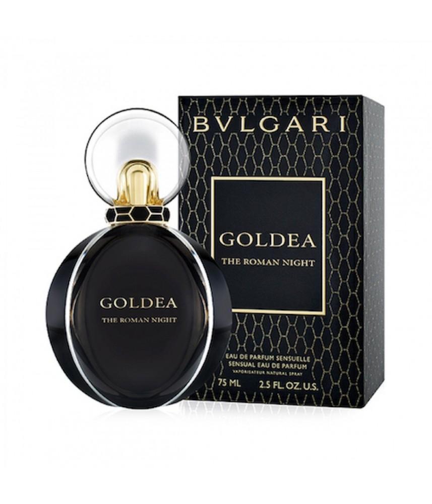 Bvlgari Goldea The Roman Night For Women Edp 75ml