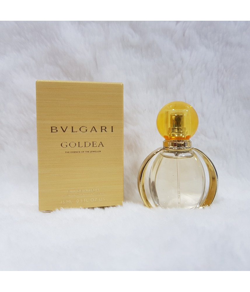 Travel-Size Bvlgari Goldea For Women Edp 15ml