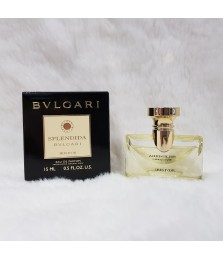 Travel-Size Bvlgari Iris D'or Splendida For Women Edp 15ml