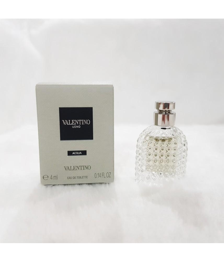 Miniature-Valentino Uomo Acqua For Men Edt 4ml