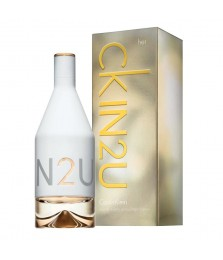 Tester-Calvin Klein IN2U For Men 100ml - [Ada Tutup]