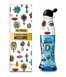 Moschino So Real For Women Edt 100ml