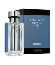 Prada L'Homme Prada L'eau For Men Edt 100ml