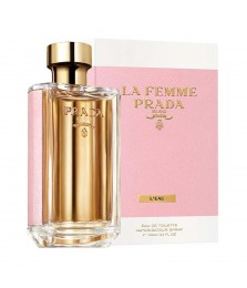 Prada La Femme Prada L'eau For Women Edt 100ml