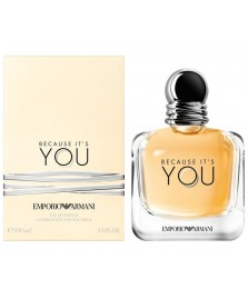 Giorgio Armani Because It's You For Women Edp 100ml