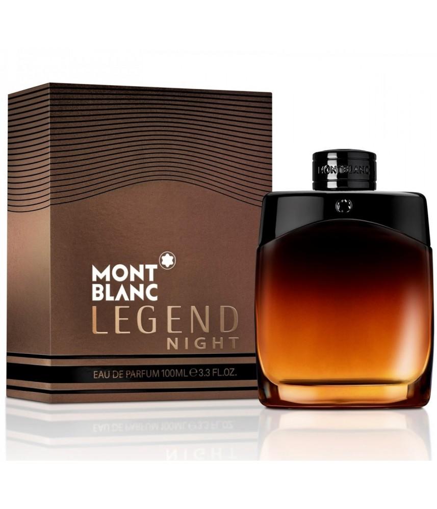 Montblanc Legend Night For Men Edp 100ml