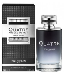 Boucheron Quatre Absolu De Nuit For Men Edp 100ml